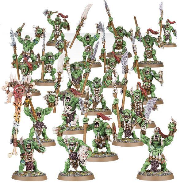 (89-19) Savage Orruks / Savage Orruk Morboys