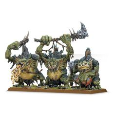 (89-17) River Trolls / Fellwater Troggoths