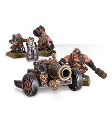 (84-11) Dwarf Cannon / Organ Gun