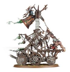 (90-15) Skaven Screaming Bell / Plague Furnace