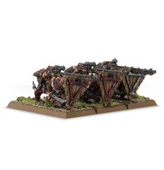 (90-49) Skaven Warplock Jezzails
