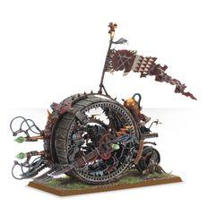 (90-11) Skaven Doomwheel