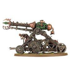(90-10) Skaven Warp-Lightning Cannon / Plagueclaw