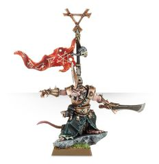 (90-19) Skaven Warlord