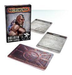 (300-06) Goliath Gang Cards