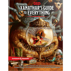 (WOC2209) Dungeons and Dragons RPG: Xanathars Guide to Everything