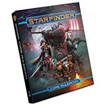 (PZO7101) Starfinder RPG: Core Rulebook Hardcover