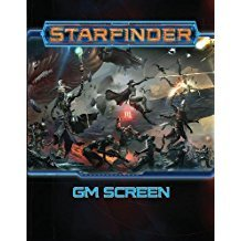 (PZO7102) Starfinder RPG: GM Screen