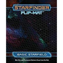 (PZO7302) Starfinder RPG: Flip-Mat - Basic Starfield