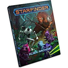 (PZO7105) Starfinder RPG: Alien Archive Hardcover