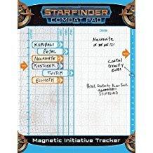 (PZO7106) Starfinder RPG: Combat Pad