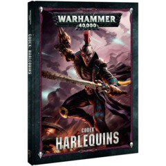 (58-01) Codex: Harlequins