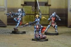 (280295) Infinity: PanOceania Jeanne d`Arc (Multi Rifle)