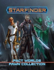 (PZO7404) Starfinder RPG: Pawns - Pact Worlds Pawn Collection
