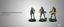 (280933) Infinity: Tohaa Neema Saatar, Ectros Regiment Officer (Spitfire)