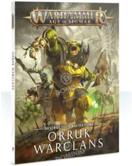 (70-89) Battletome: Orruk Warclans