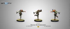 (280728) Infinity: Mercenaries Warcors, War Correspondents (Stun Pistol)