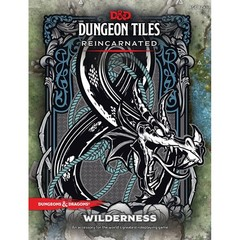 (WOC4914) Dungeons & Dragons RPG: Dungeon Tiles Reincarnated - Wilderness