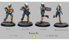 (280399)Infinity: Yu Jing - Kuang Shi (4) (New Arrival)