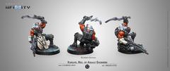 (280690) Infinity: Combined Army Kurgat, Reg. of Assault Engineers (Boarding Shotgun)