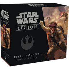(SWL05)  Star Wars: Legion - Rebel Troopers Unit Expansion