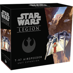 (SWL09)   Star Wars: Legion - T-47 Airspeeder Unit Expansion