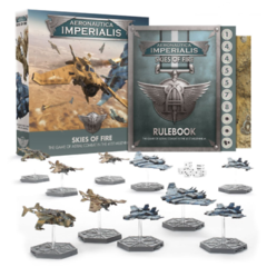(500-30) Aeronautica Imperialis: Skies of Fire