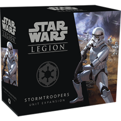 (SWL07) Star Wars: Legion - Stormtroopers Unit Expansion