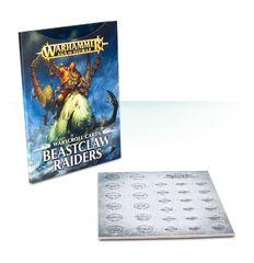 (95-02-60) Warscrolls: Beastclaw Raiders (Eng)