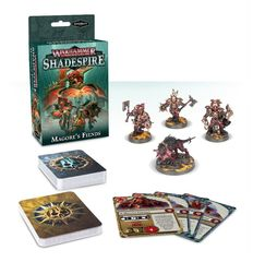 (110-21-60) Warhammer Underworlds Magore's Fiends