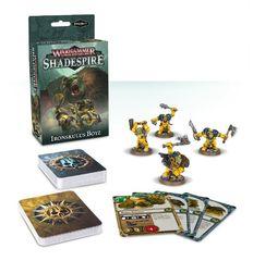 (110-03-60) Warhammer Underworlds: Shadespire – Ironskull's Boyz