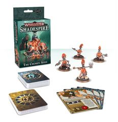 (110-06-60) Warhammer Underworlds: Shadespire – The Chosen Axes