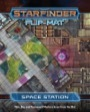 (PZO7306) Starfinder Flip Map Space Station