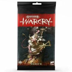 (111-48) Warcry: Skaven Card Pack