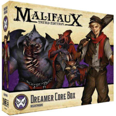WYR23401 Malifaux 3E: Neverborn - Dreamer Core Box