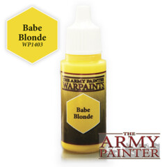 Warpaints: Babe Blonde 18ml