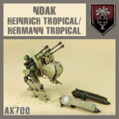 AX700 NDAK HEINRICH TROPICAL / HERMANN TROPICAL