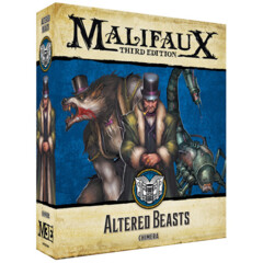 WYR23308 Malifaux 3E: Arcanists - Altered Beasts
