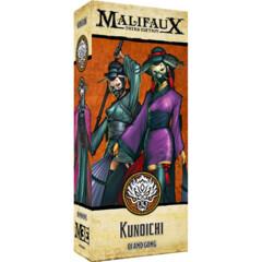 WYR23703 Malifaux 3E: Ten Thunders - Kunoichi