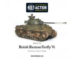 British: Sherman Firefly VC British Tank