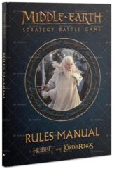 Middle Earth SBG: Rules Manual - Hard Back