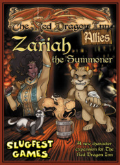 SFG 021 Red Dragon Inn: Allies - Zariah the Summoner Expansion