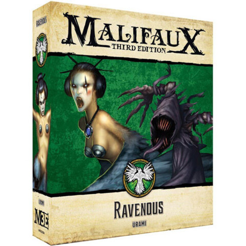 WYR23216 Malifaux 3E: Resurrectionists - Undertow