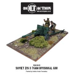 Soviet - Zis 3 Gun