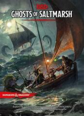 (WOC6297) Dungeons and Dragons RPG: Ghosts of Saltmarsh