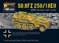 German - Sdkfz 250/1 Neu Halftrack