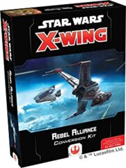 Star Wars 2nd edition x-wing- Rebel Alliances Conversion Kit