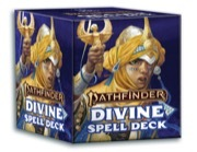 (PZO2212) Pathfinder Spell Cards: Divine