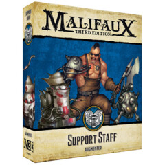 WYR23322 Malifaux 3E: Arcanists - Support Staff