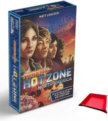 ZM7141Pandemic: Hot Zone - North America.